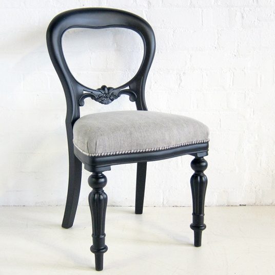 Dutch Plain Dining Chair Birkdale Designs